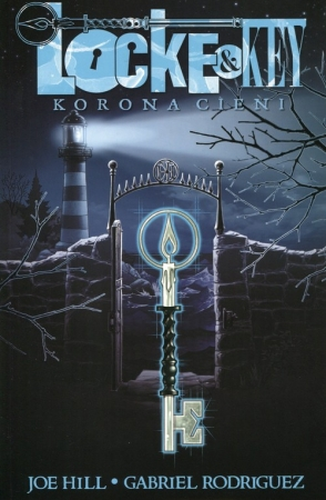 Locke&Key Tom 3 Korona cieni