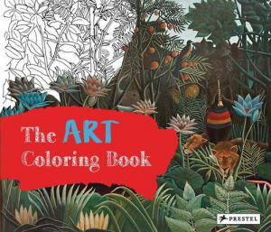 Art Coloring Book