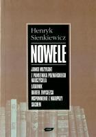 Książki Henryk Sienkiewicz Autor Księgarnia Chodnikliterackipl